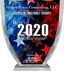 2020 Best of Kirkwood Award: Counseling & Family Therapy – Happy Brain Counseling