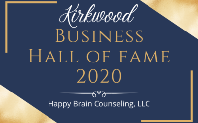 Kirkwood Business Hall of Fame Welcomes Happy Brain Counseling, LLC